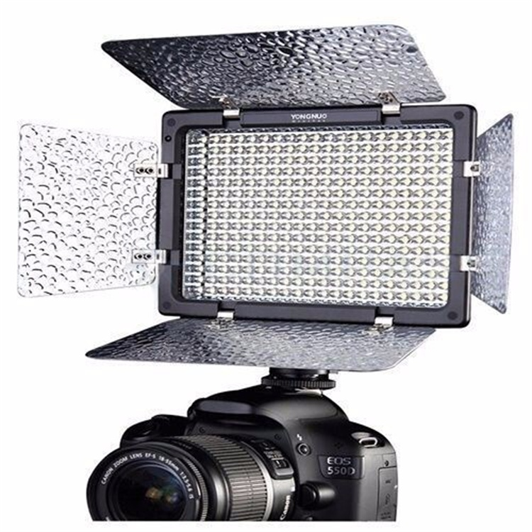 Hot Product Yongnuo YN300 II YN-300 II Pro LED Video Light for Canon Nikon Camera Camcorder,LED Video Lights China Camera Light