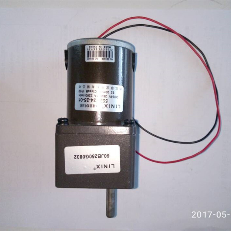 linix <strong>motor</strong> 55ZY24-25-01/60JB250G0832