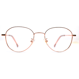 High Quality unisex metal eye glass frames from China