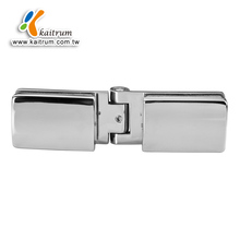 Bathroom accessory glass door metal door hinge