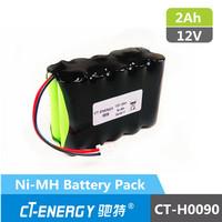 12v battery packs NiMh battery Pack