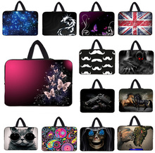 Retail Laptop Bag 17 17.3 17.4″ Neoprene Computer Pouch Cases & Bags Fashion Accessories For Tablet Cover Bag For HP ENVY 17 3D