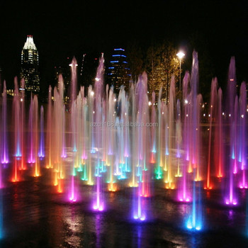 musical water fountain project pdf