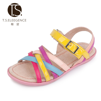 0ee2656e5 Children Girls Kids Sandals Simple Girls Beach Sandal Shoes - Buy ...