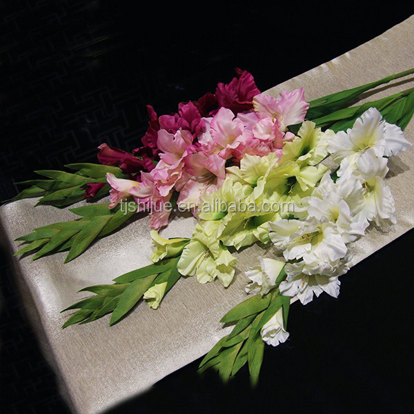 Artificial white gladiolus flowers buy artificial white gladiolus artificial white gladiolus flowers buy artificial white gladiolus flowersartificial flower chinagladiolus product on alibaba mightylinksfo