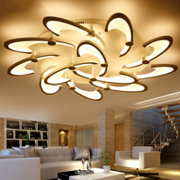 CE RoHS Bedroom Home Lamp Acrylic Aluminum LED Ceiling Indoor Lighting Fixtures