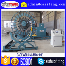 RCP PIPE CAGE WELDING MACHINE