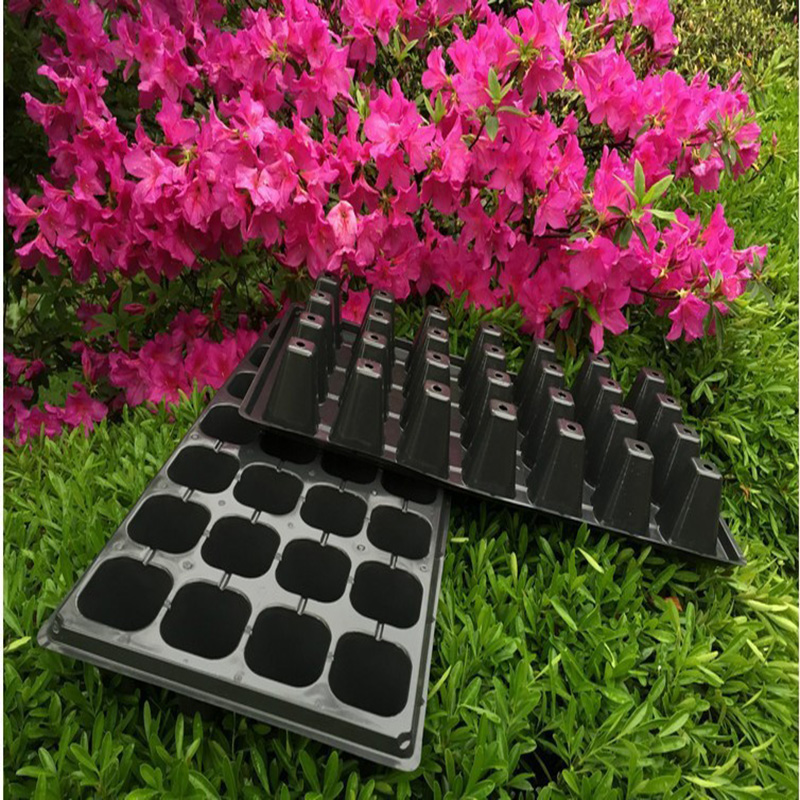 Wholesale biodegradable plastic seed trays for pepper