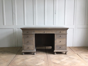 antique french style white writing desks type