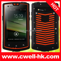 ALPS S600 IP68 Waterproof Rugged Smartphone Walkie Talkie Android 4.2 MTK6572 Dual Core 4 Inch IPS Screen SOS Compass