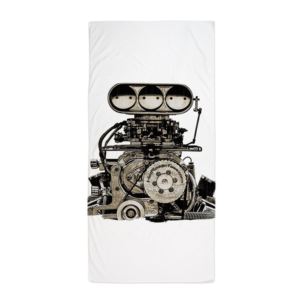 "CafePress - Blower11.Png - Large Beach Towel, Soft 30""x60"" Towel with Unique Design"