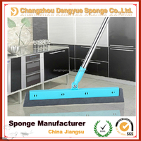 Excellent anti-acid sunlight resistant floor care industry scrub tough stains mop squeegee head