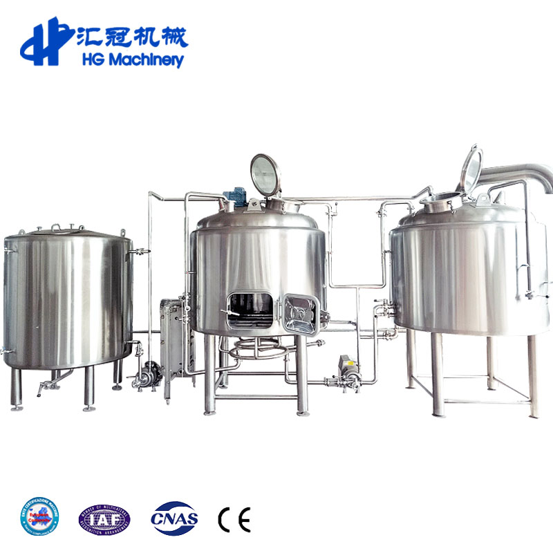 7BBL Overseas Service CE Brewery Equipment Draft Craft Beer Brewing <strong>System</strong>