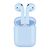 Factory Wholesale Ipod Music Invisible Wireless Blue tooth Earphone