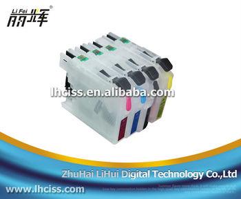 Compatible For Brother Mfc-j2310/j2510/j3520/j3720 Refill Ink ...