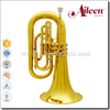 Stainless Steel Piston Bb Key Marching Euphonium (MEU9720)