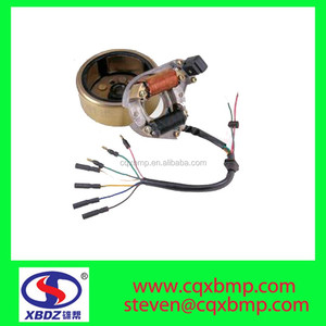 LF100,100CC DC CDI motorcycle magneto stator coil ,ignition coil,lighting coil for LIFAN motorcycle
