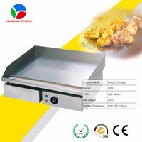 stainless steel flat griddle/pancake griddle/electric griddle pan for sale