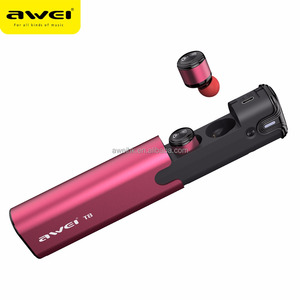AWEI T8 OEM/ODM Factory Manufacturing Sport bluetooth wireless headset stereo headphone