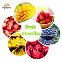 delicious flavor organic spray freeze dried instant fruit juice powder