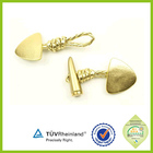 Fashion Garment Real Leather Horn Toggle Buttons for sale