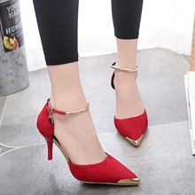 zm23257a new designs summer shoes 2017 hottest jing pin shoes high heels women