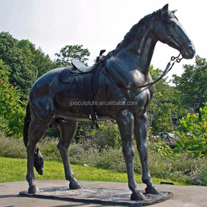 Bronze Sculpture Chinese Tang Horse