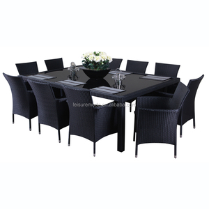 world source international patio furniture with 10 chairs seater from patio furniture factory direct wholesale
