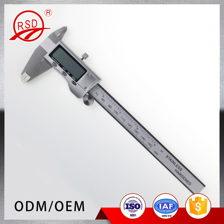 Hot Sale 3 point 0-150MM 0-300MM 0-400MM Stainless Steel Digital Vernier Caliper Price in China