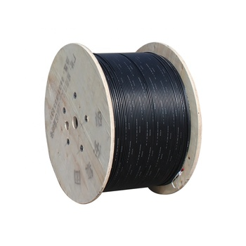 2/4/6/8/10/12 core single mode fiber optic cable GYXTW