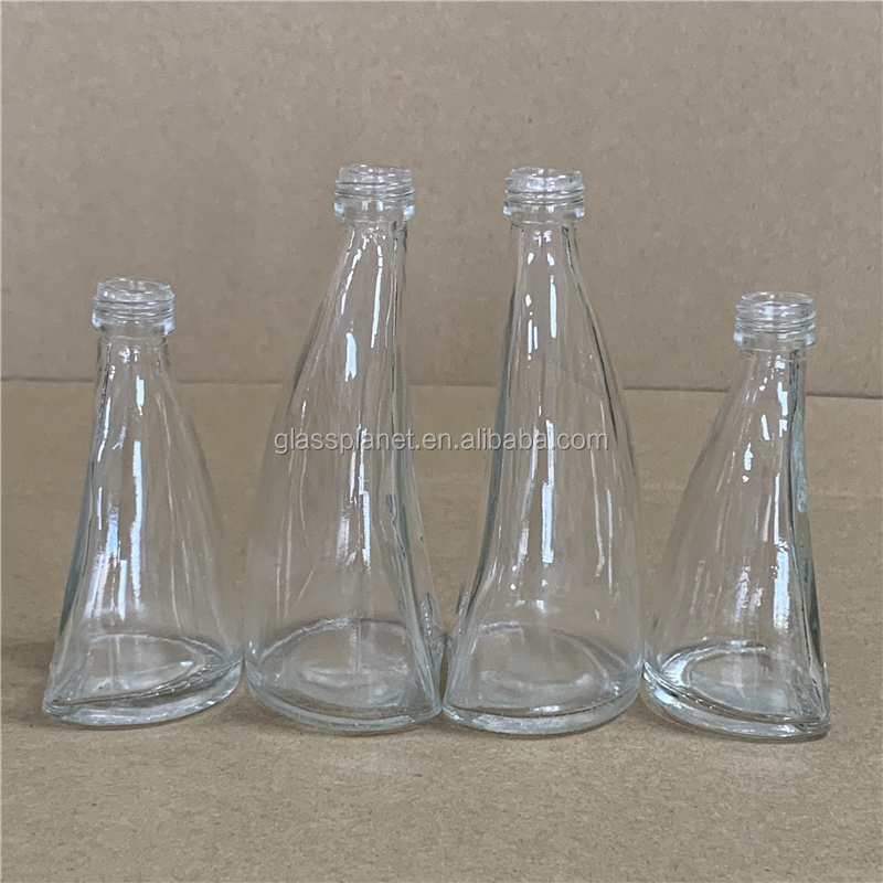 Mini Liquor Glass Bottle 100ml