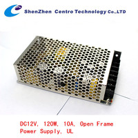 Professional manufacturer switching power supply module s-120-12 12v 10a power supply