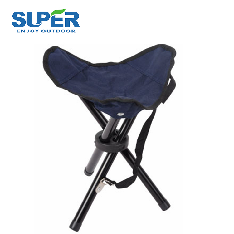 Portable Tripod Water Proof Fabric Camping Folding stool