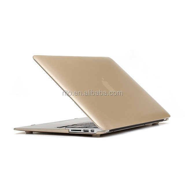 "golden case For Macbook New 12"" Laptop ,OEM ODM Welcome,China Factory"