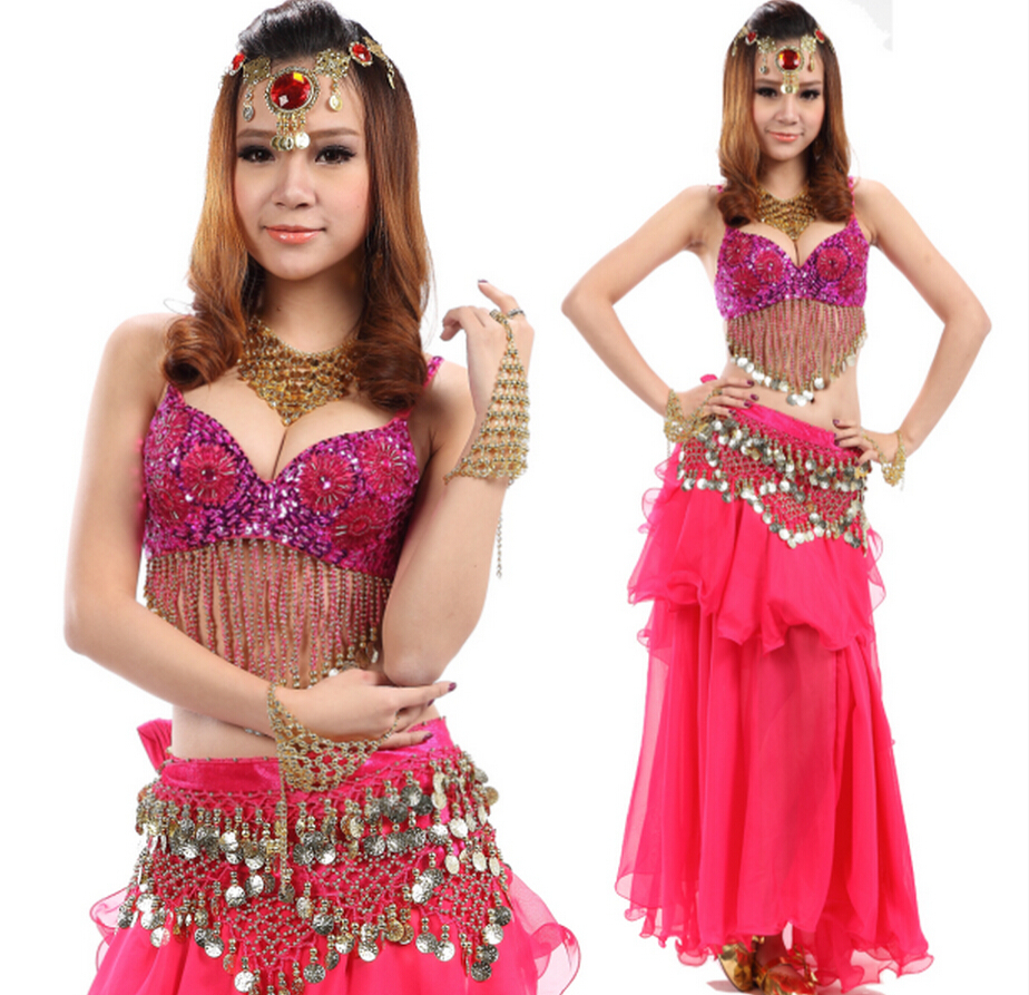 e32e4334a6 Buy Sexy Indian Dress Performance Belly Dance Costume Sexy Woman Bellydance  in Cheap Price on m.alibaba.com