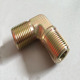 4000psi to 8000psi Straight Or Elbow Brass Swivel Fitting