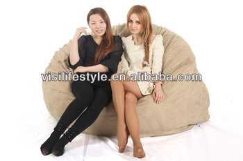 2 Seater Gorgeous Dorm Use Bean Bag Pouffe Furniture
