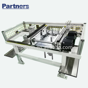 auto horizontal turning pneumatic connection conveyor system with hot sale