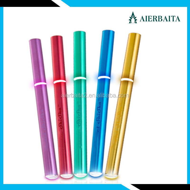 Shenzhen Colorful Shisha Hookah Portable Hookah Pen E Hookah Shishs Disposable E Shisha