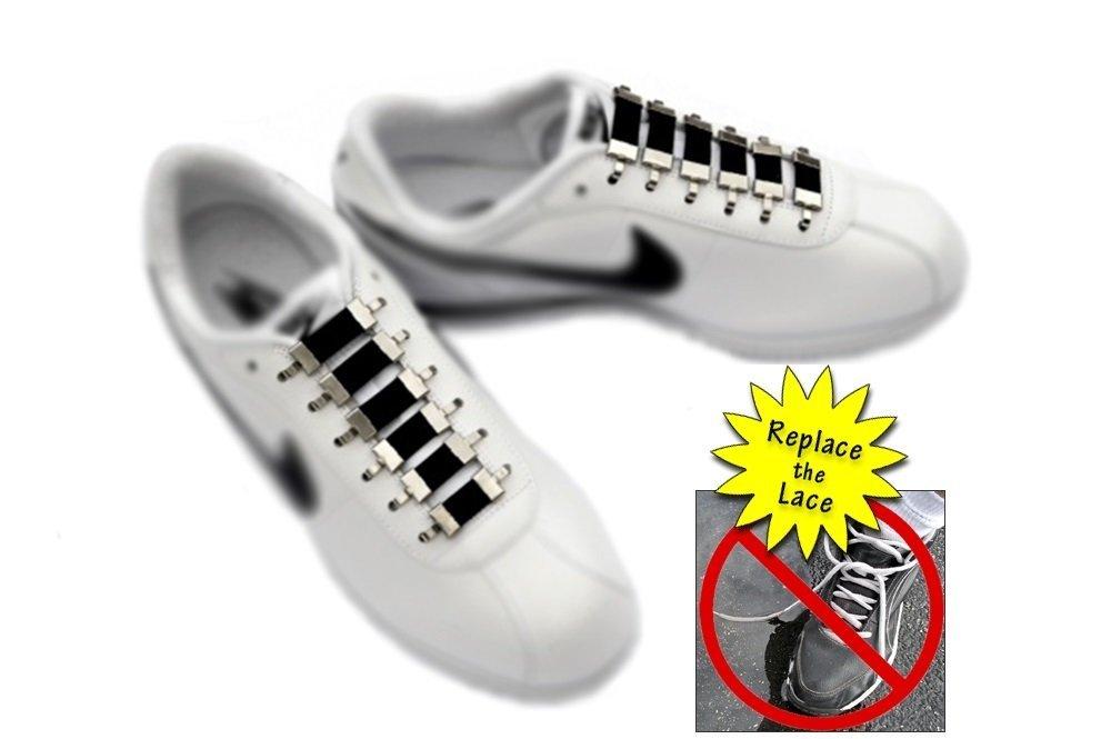 03cc5fa9ab4d No Tie Shoelaces - Hook-Ups - Best Durable Elastic Shoelace Replacement For  Kids