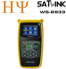 Оригинал Satlink WS-6933 DVB-S2 FTA С & Ку-диапазон WS6933 Satlink 6933 Satellite Finder Метр