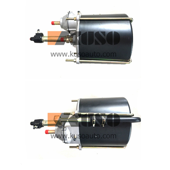Brake Vacuum Booster With Air Master Repair Kit For Fsr Forward Truck Mitsubishi Fuso Fk415