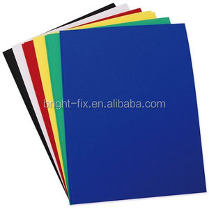 Foam Sheets in Basic Colors