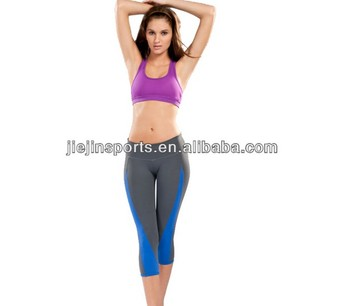 Custom Compression Yoga Wear-yoga Pants/sports Bra - Buy Plus Size ...