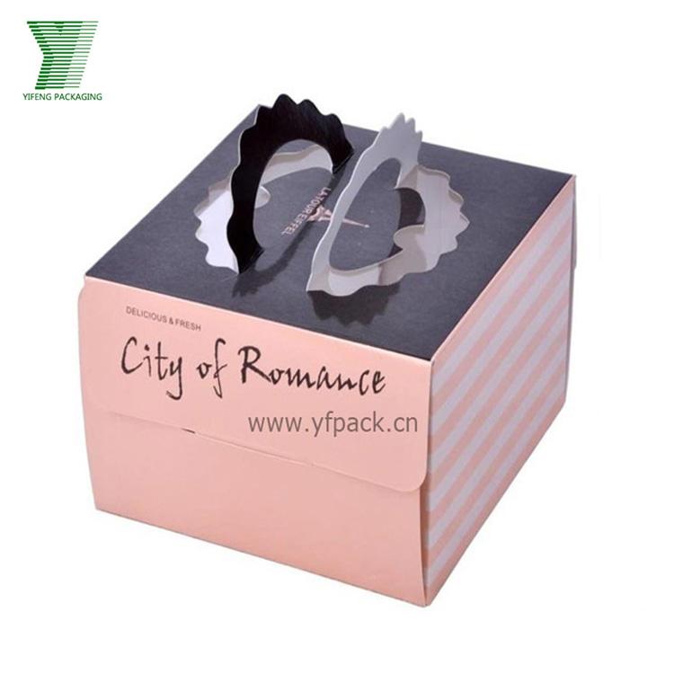 Cardboard Cake Box Packaging Tall Cake Box  sc 1 st  Guangzhou Yifeng Printing u0026 Packaging Co. Ltd. - Alibaba & Cardboard Cake Box Packaging Tall Cake Box View tall cake box ... Aboutintivar.Com