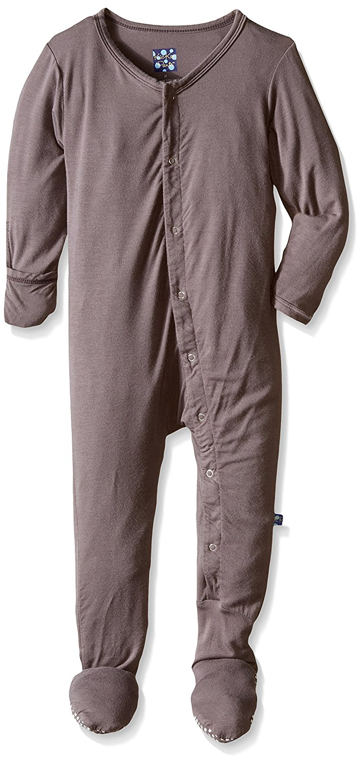 Get Quotations · Kickee Pants Footed Sleepers ec9928700