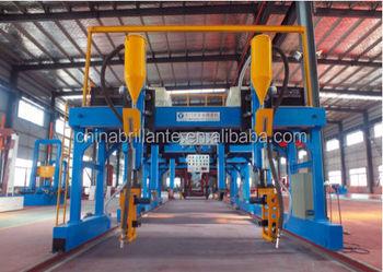 Cheap Chinese Steel Beam Gantry Type Welding Machine With Aotai ...