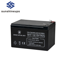 Power Transmitting System Marine Battery 12V 7Ah Price
