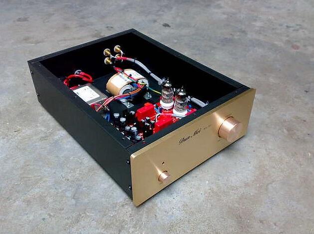 Finished Buffer Amplifier