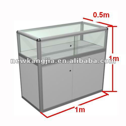 Chinese Supplier Aluminum Gl Display Cabinet Used In Fair